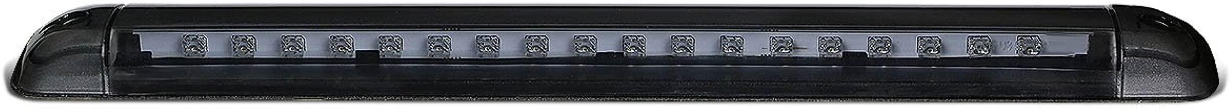 DNA Motoring 3BL-S104D-LED-SM Third Brake Light