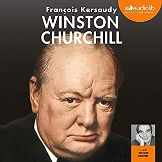 Page de couverture de Winston Churchill