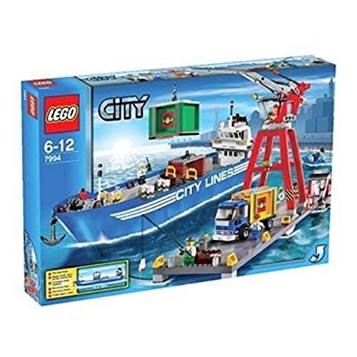LEGO City 7994 - Puerto