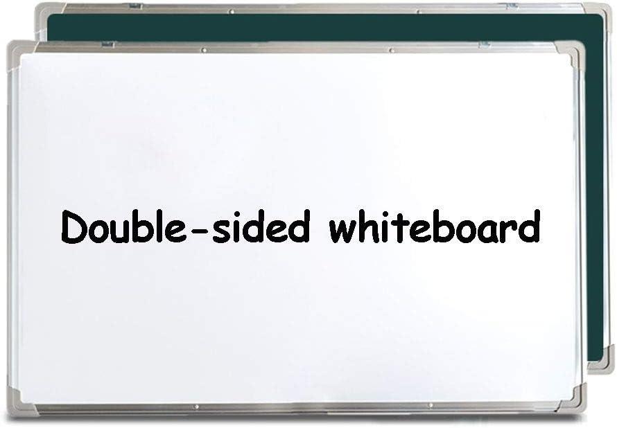whiteboard Over item handling ☆ RENRUIRUI Double-Sided Magnetic Boa Erase Kansas City Mall Dry Hanging