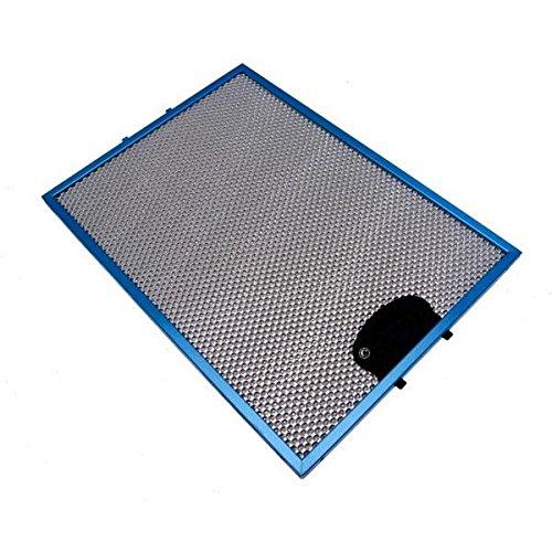 Filtre metal anti-graisse (a l'unite) 340x240mm pour Hotte BRANDT, SA