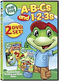 Leapfrog: ABC's and 123's