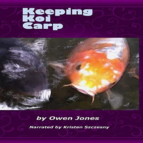 Keeping Koi Carp cover art