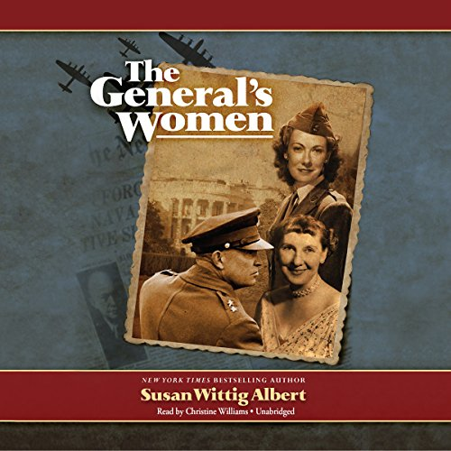 The General's Women audiobook cover art
