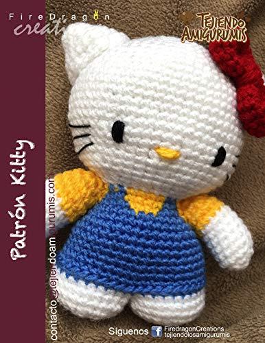 Patrón Amigurumi basado en Kitty