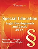 Wrightslaw: Special Education Legal Developments and Cases 2017