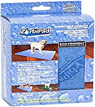 Zorbipad ZP16242RP Indoor Grass Dog Potty Replacement Pad Connectable (2 Pack), 16 x 24