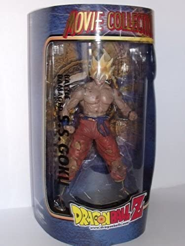 precios mas baratos Dragon Ballz Movie Collection Battle Damaged S.S. Goku by by by If-Labs by If-Labs  seguro de calidad