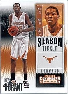 2016-17 Panini Contenders Draft Picks #57 Kevin Durant Texas Longhorns Basketball Card