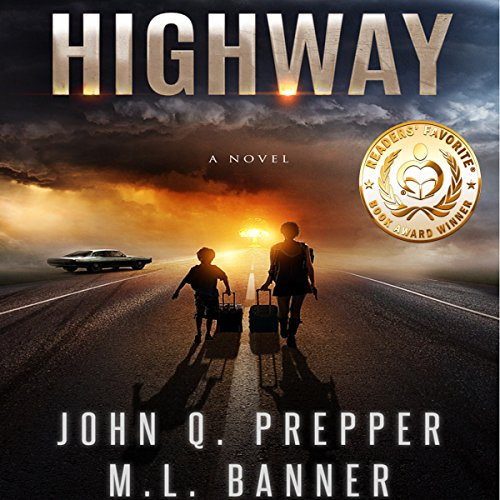Couverture de Highway: A Post-Apocalyptic Tale of Survival