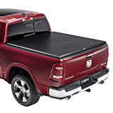 TruXedo TruXport Soft Roll Up Truck Bed Tonneau Cover | 246901 | fits 09-18, 19-20 Classic Ram 1500, 2500, 3500 with or without Multifunction tailgate 6' 4' Bed (76.3')