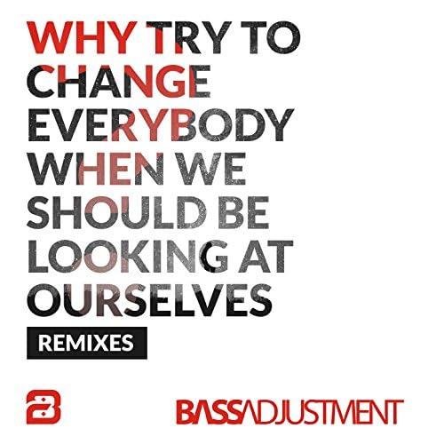Bass Adjustment feat. Corinne Bahia