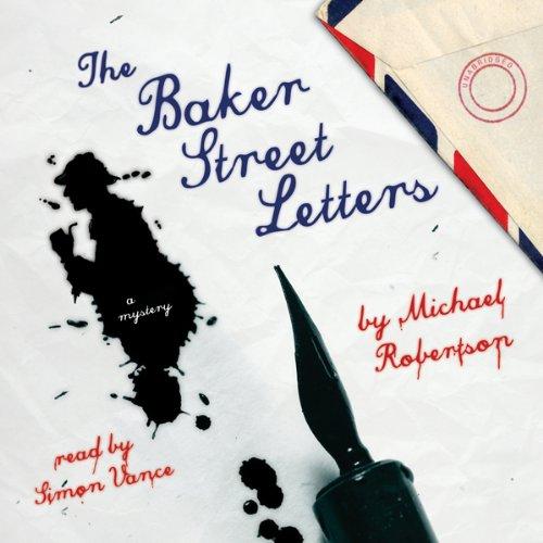 The Baker Street Letters cover art