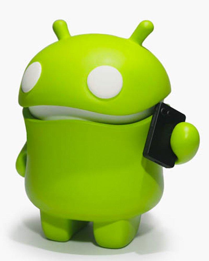 Dead Zebra Android Figure Andrew