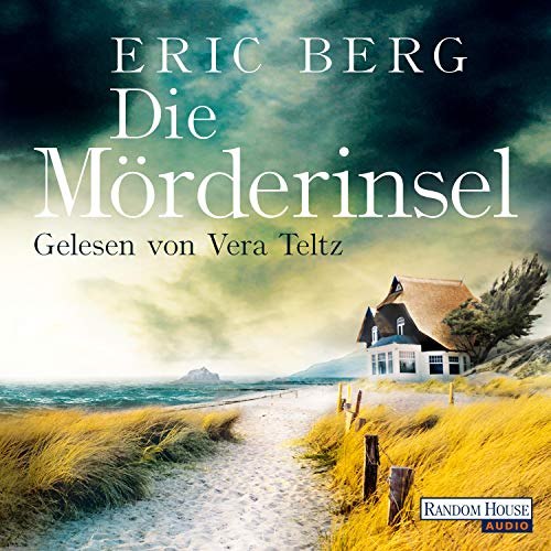 Die Mörderinsel audiobook cover art