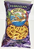 Hawaiian, Sweet Maui Onion Rings, Crispy Golden Rings, 4oz Bag (Pack of 3)