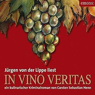 In Vino Veritas     Julius Eichendorff 1              Autor:                                                                                                                                 Carsten Sebastian Henn                               Sprecher:                                                                                                                                 Jürgen von der Lippe                      Spieldauer: 3 Std. und 51 Min.     108 Bewertungen     Gesamt 4,6