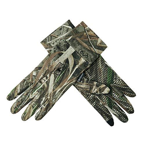 Deerhunter Max 5 Handschuhe mit Silikon-Membran 8061, DH 95 Realtree Max 5 Camo (L)