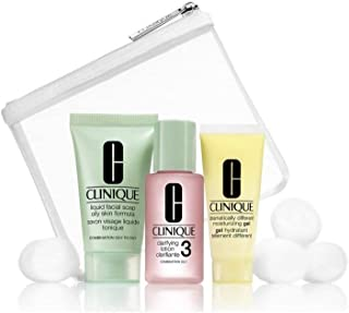 Clinique 3-step Skin Care System 3 Travel Set