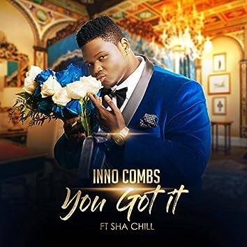 You Got It (feat. Sha Chill)