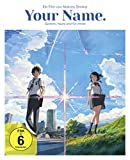 Your Name. - Gestern, heute und für immer - Limited Collector's Edition (+ Soundtrack-CD) [Alemania] [Blu-ray]