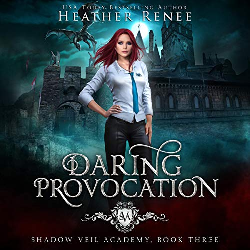 Daring Provocation Audiobook By Heather Renee cover art