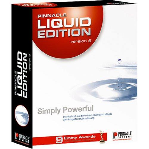 PINNACLE SYSTEMS Liquid Edition 6 Version Upgrade ( Windows )