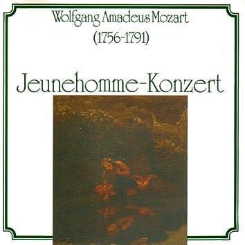 Wolfgang Amadeus Mozart - Jeunehomme Konzert