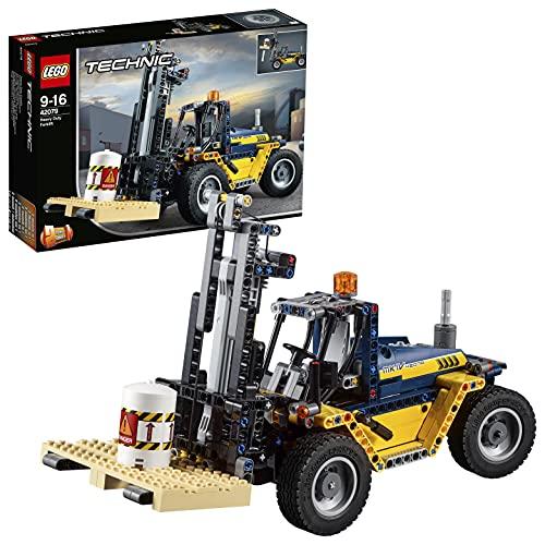 LEGO 42079 Technic Schwerlast-Gabelstapler