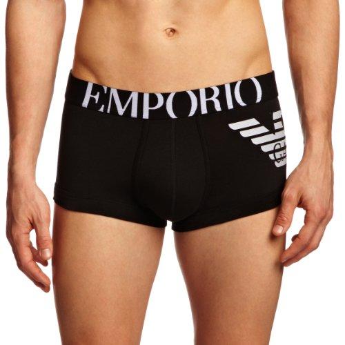 Emporio Armani Intimates Herren Boxershorts - Schwarz - Black - Small