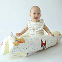 Crib Foldable Soft and Breathable Children's Bed Portable Suitable for Newborn Baby