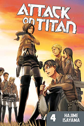 Attack On Titan - Volume 4: 04