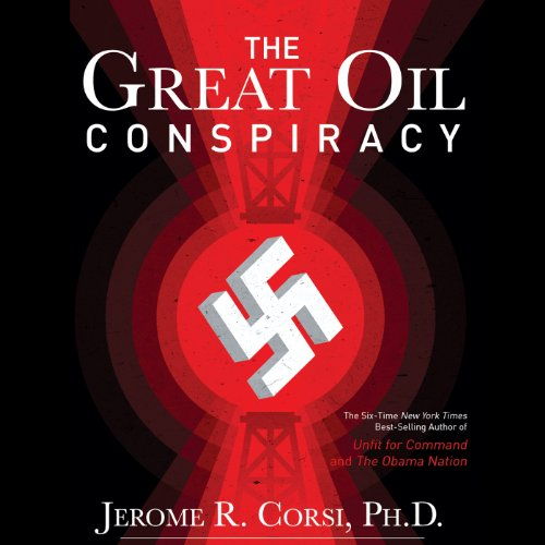 The Great Oil Conspiracy cover art