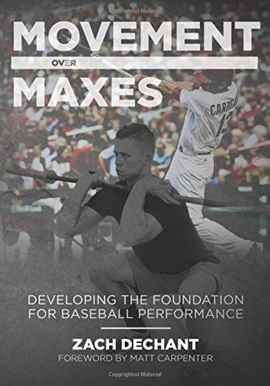 こどもの日治世額Movement Over Maxes: Developing The Foundation for Baseball Performance