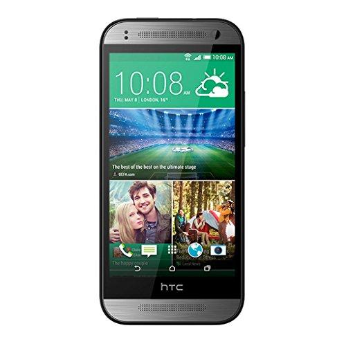 HTC One Mini 2SIM Free 16GB Smartphone–Grey, [Import UK-]