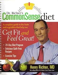 Dr. Richter's Common Sense Diet