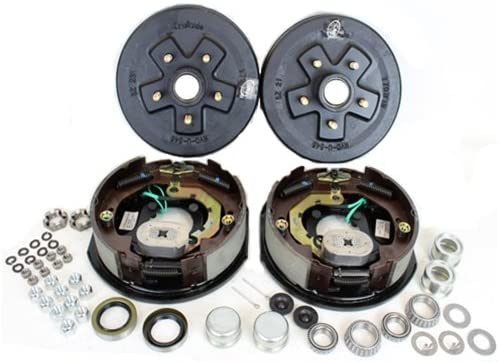 Southwest Wheel 3 500 lbs. Trailer Brake Axle Dallas Mall Electric NEW before selling ☆ Kit 5-5