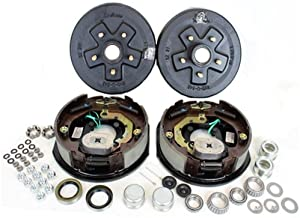 Southwest Wheel 3,500 lbs. Trailer Axle Electric Brake Kit 5-5 Bolt Circle