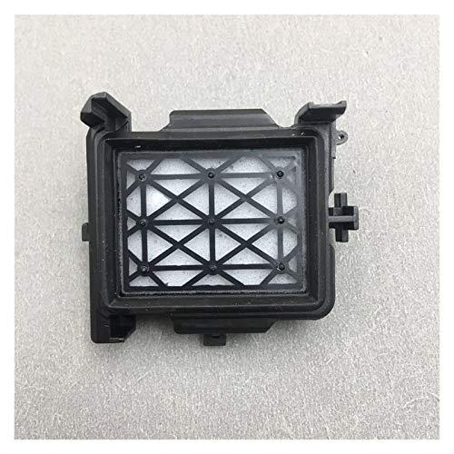 XIAOFANG Fangxia Store Kompatible Kappen-Top-Capping-Station Fit für Epson GS6000 Mutoh-ValueJet VJ1604 Roland Fit für Mimaki JV33 JV5-Drucker DX5 DX7-Druckkopf (Color : Black Plastic mesh)