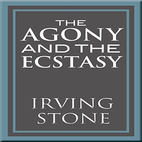 Couverture de The Agony and the Ecstasy
