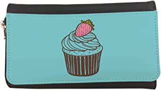 Piece cakes Printed Leather Case Wallet
