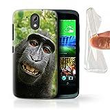 Stuff4 Gel TPU Hülle/Case für HTC Desire 526G+ /