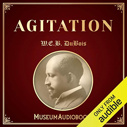 Agitation audiobook cover art