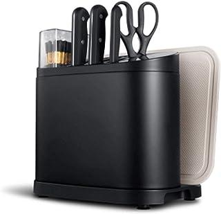TNSYGSB Support de Couteau de Rangement à Crayon électrique Smart Machine 4 Fonctions dans Une Machine de Soin de Couteau ...