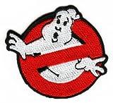 Bügelbild  Motiv  Ghostbusters   zum Aufbügeln