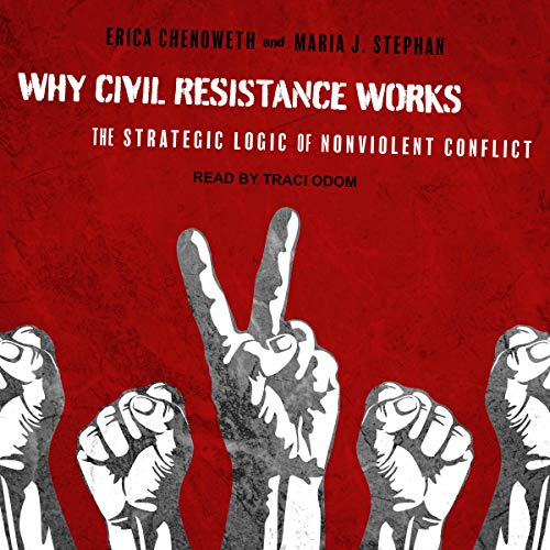 Why Civil Resistance Works audiobook cover art