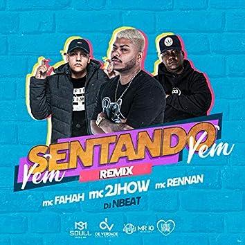 Mtg - Vem Sentando Vem (feat. Dj Nbeat) (Remix)