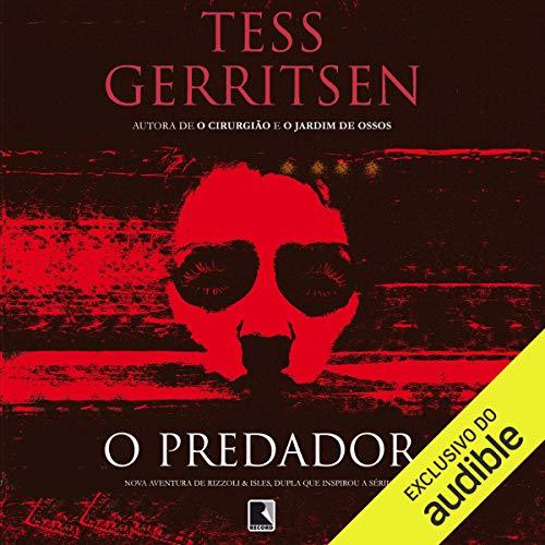 O predador [The Predator] cover art