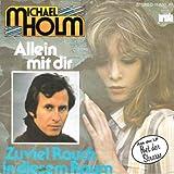 Michael Holm / Allein mit dir / Zuviel Rauch in diesem Raum / 1978 ? / Bildhülle / ariola # 11830 AT / Deutsche Pressung / 7' Vinyl Single Schallplatte