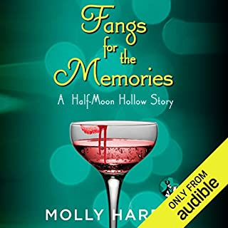 Fangs for the Memories                   By:                                                                                                                                 Molly Harper                               Narrated by:                                                                                                                                 Amanda Ronconi                      Length: 2 hrs and 25 mins     1,858 ratings     Overall 4.5